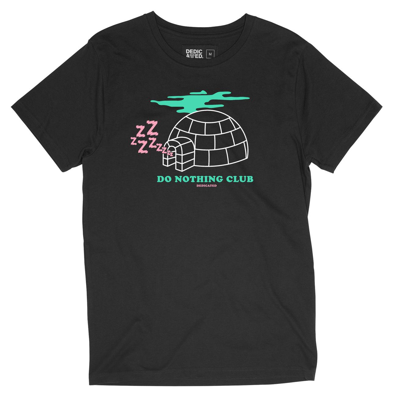 T-shirt Stockholm Do Nothing Igloo