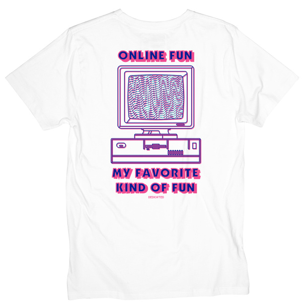 T-shirt Stockholm Online Fun
