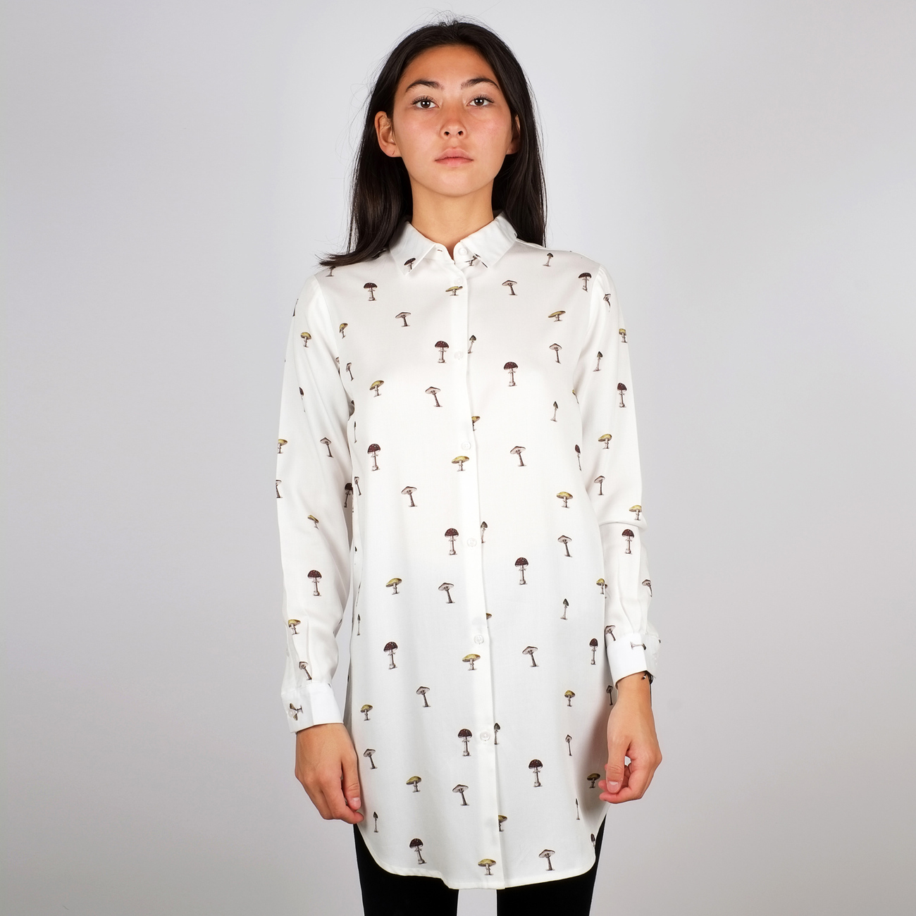 Shirt Fredericia Mushrooms