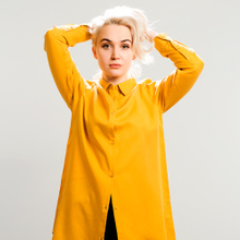 Shirt Fredericia Mustard