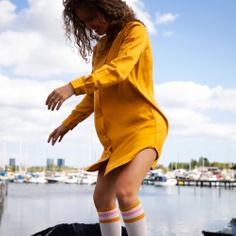 Shirt Fredericia Mustard