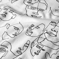 Sweatshirt Ystad Faces