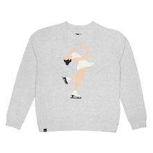 Sweatshirt Ystad Skating Queen Chenille