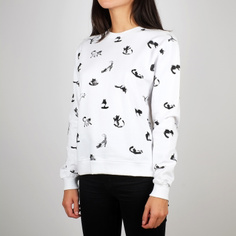 Sweatshirt Ystad Cats