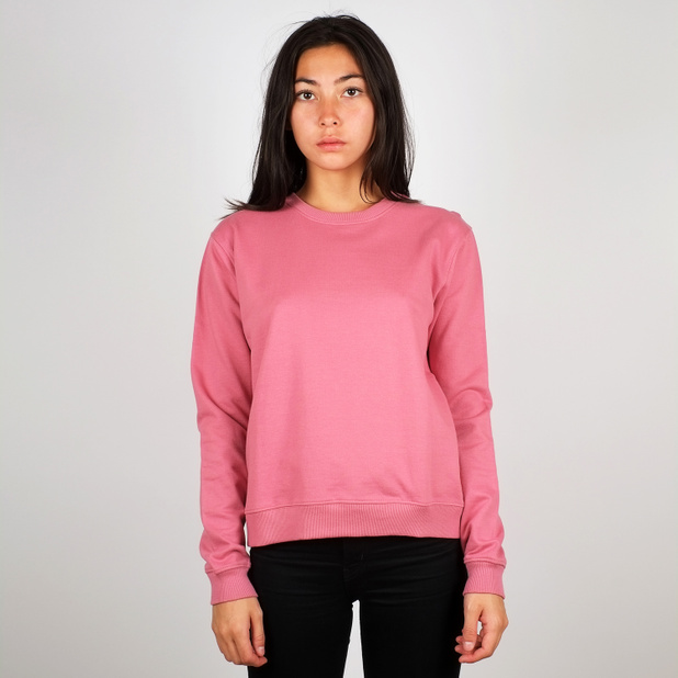 Sweatshirt Ystad Heather Rose
