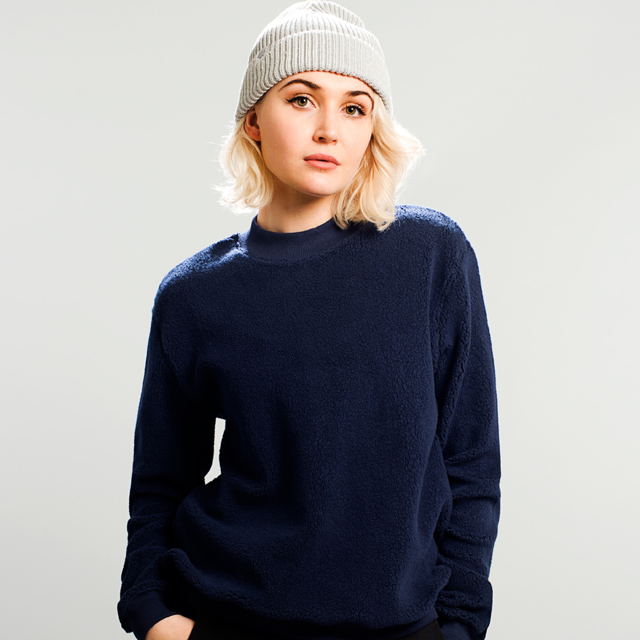 Sweatshirt Viborg Plush