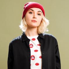 T-shirt Visby Lips Pattern
