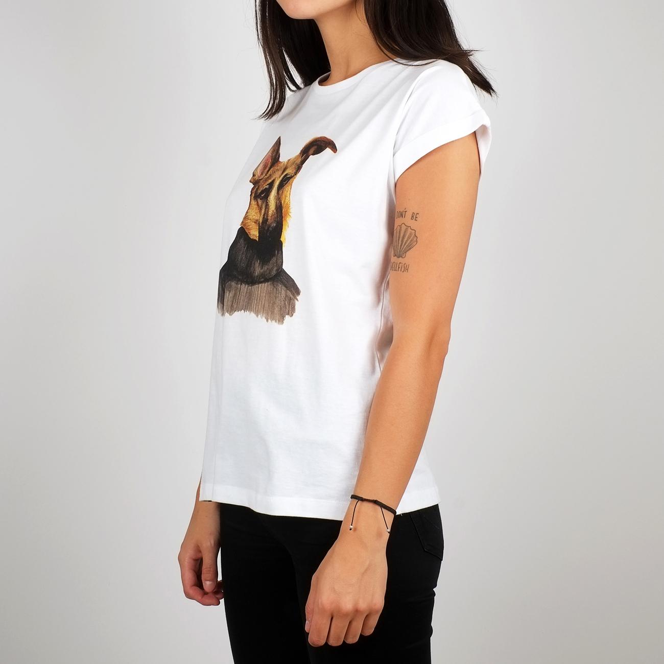 T-shirt Visby Preppy Dog