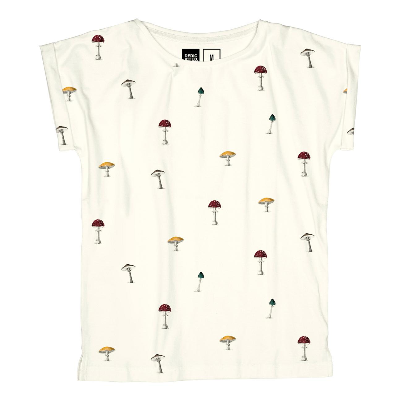 T-shirt Visby Mushrooms