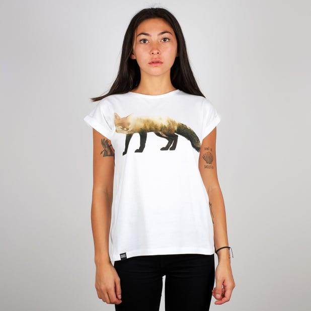 T-shirt Visby Forest Fox