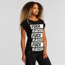 T-shirt Visby Fuck Racism