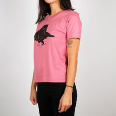 T-shirt Mysen Wild at Heart Heather Rose