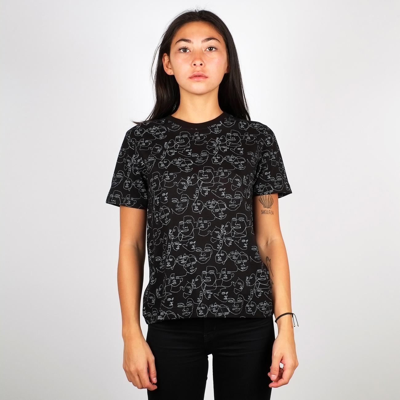 T-shirt Mysen Faces