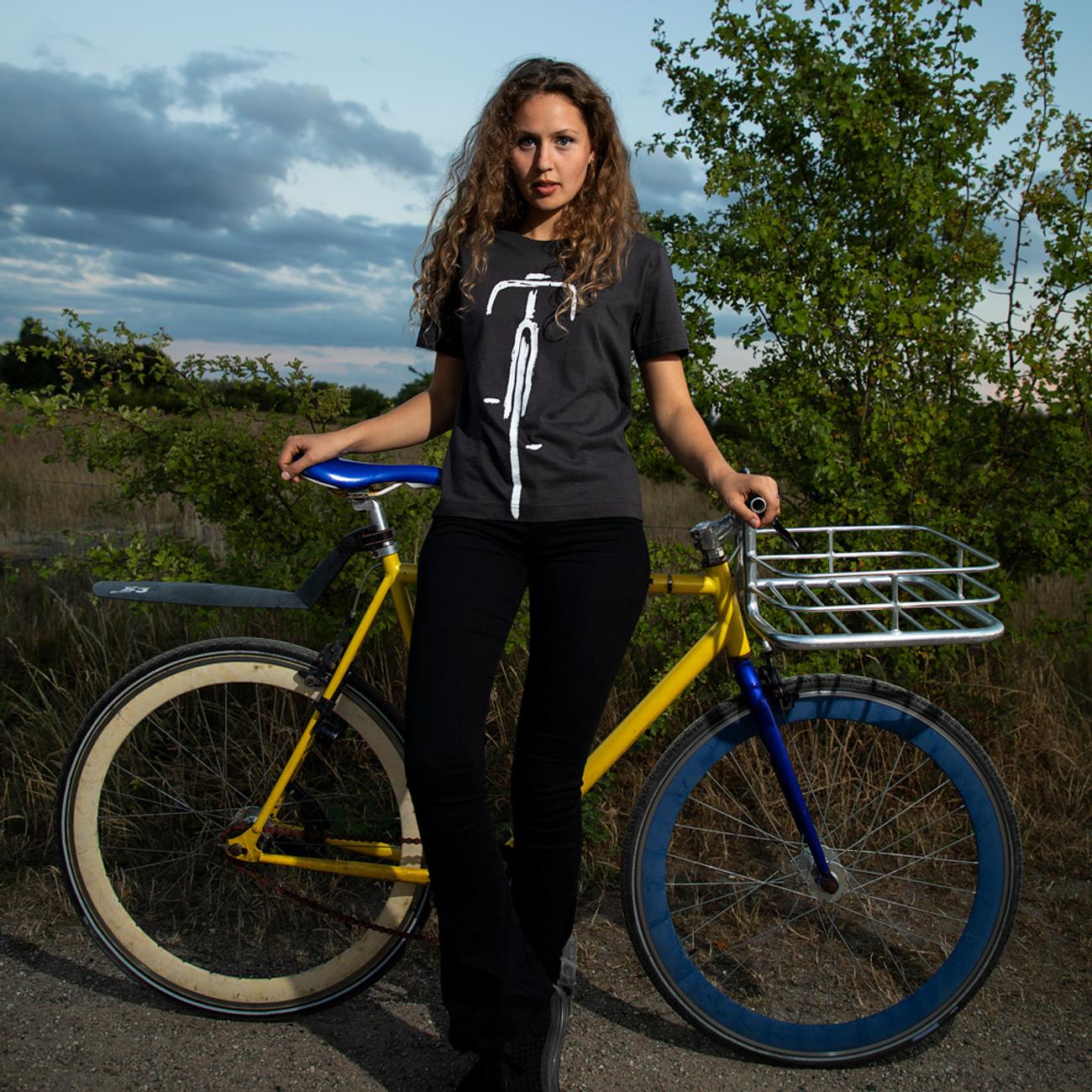 T-shirt Mysen Bike Front