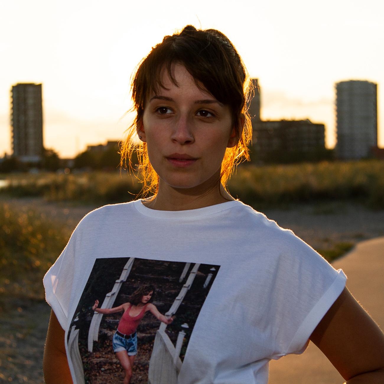 T-shirt Visby The Walk