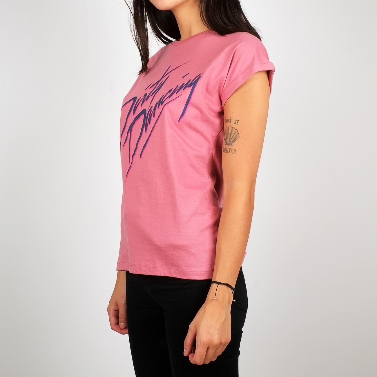 T-shirt Visby Dirty Dancing Logo Heather Rose
