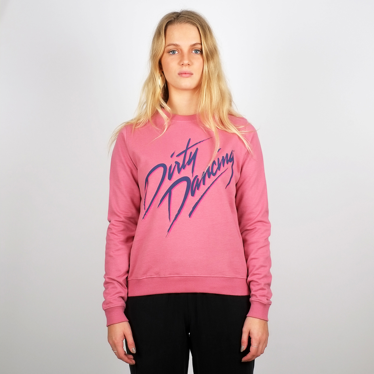 Sweatshirt Ystad Dirty Dancing Logo