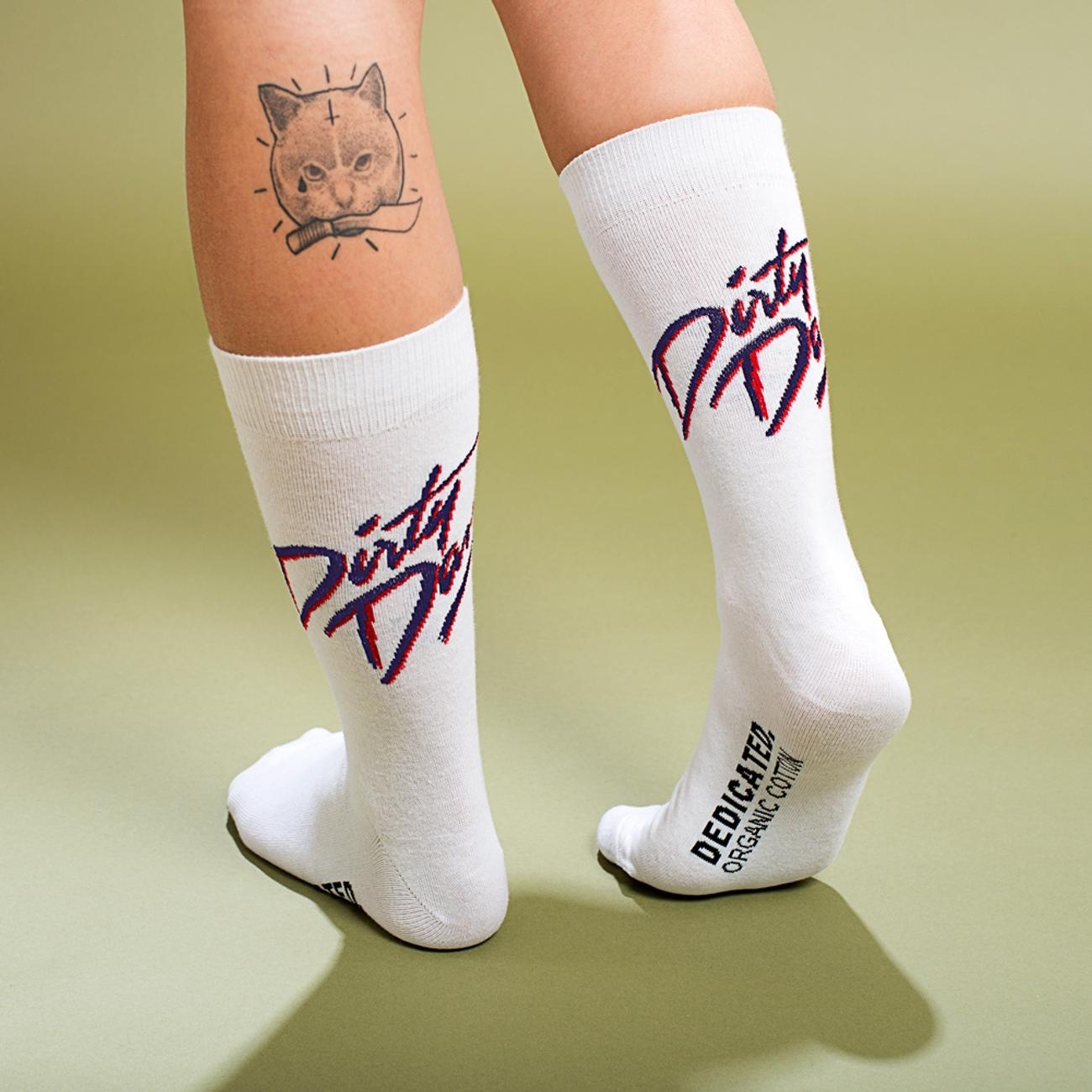 Socks Sigtuna Dirty Dancing Logo