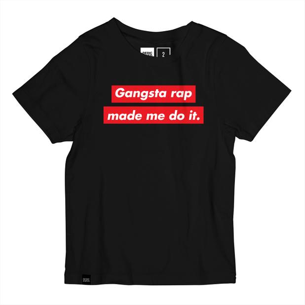 T-shirt Lillehammer Gangsta Rap