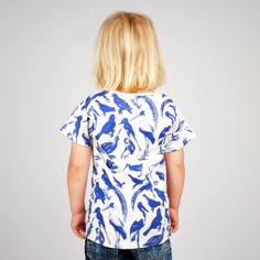 T-shirt Baby Blue Birds