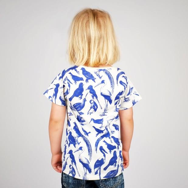 T-shirt Lillehammer Blue Birds