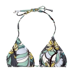 Bikini Top Sandnes Banana Leaves