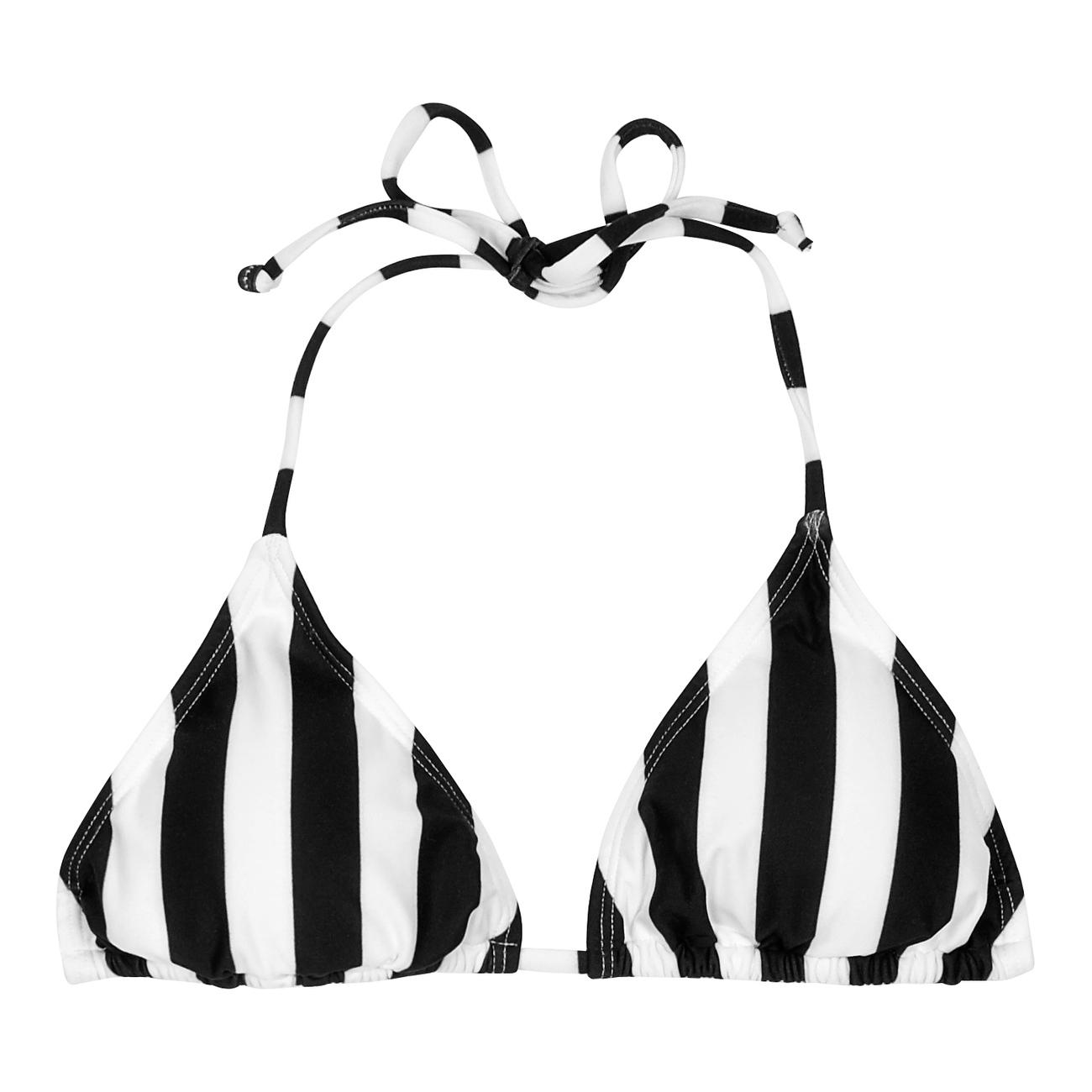 Bikini Top Sandnes Big Stripes