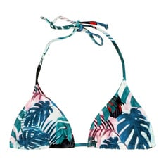 Bikini Top Sandnes Color Leaves