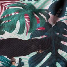 Byxor Moss Color Leaves