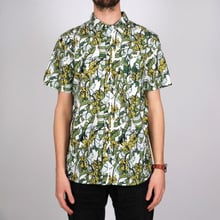 Shirt Short Sleeve Sandefjord Banana Leaves