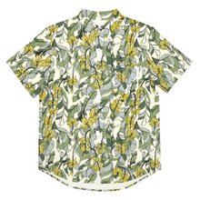 Shirt Short Sleeve Sandefjord Banana Leaves