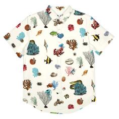 Shirt Short Sleeve Sandefjord Coral Reef
