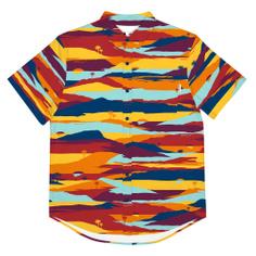 Skjorta Short Sleeve Sandefjord Sunset