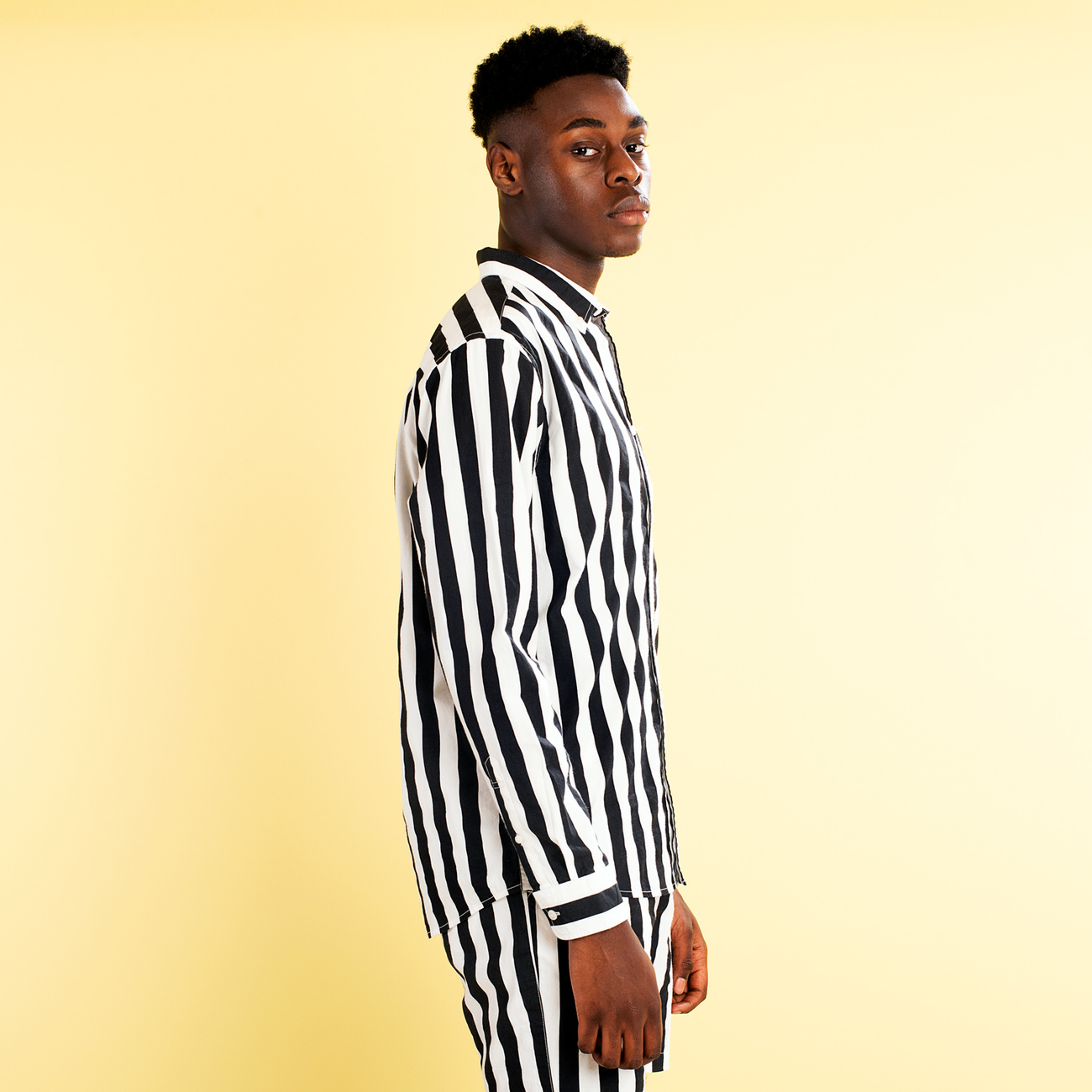 Shirt Varberg Big Stripes