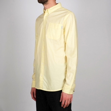 Skjorta Varberg Oxford Pale Yellow