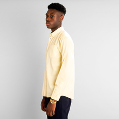 Skjorta Varberg Oxford Pale Yellow