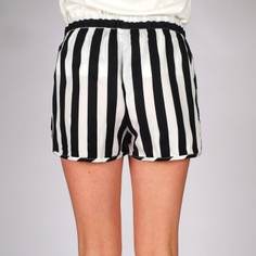 Shorts Sandvika Big Stripes