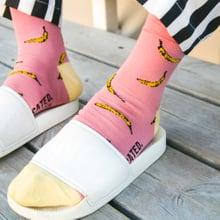 Socks Sigtuna Bananas