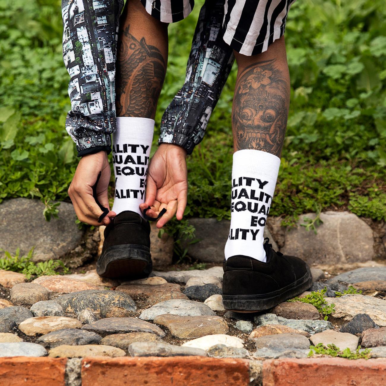 Socks Sigtuna Equality