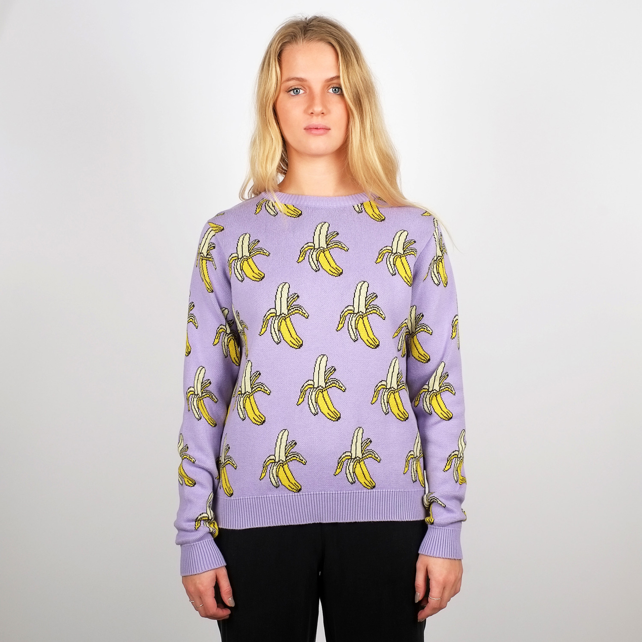 Sweater Arendal Crazy Bananas
