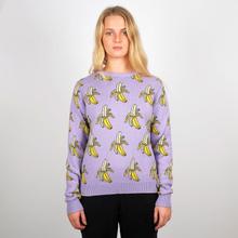 Stickad tröja Arendal Crazy Bananas