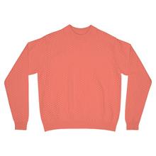 Sweater Viborg Mesh Coral Fusion