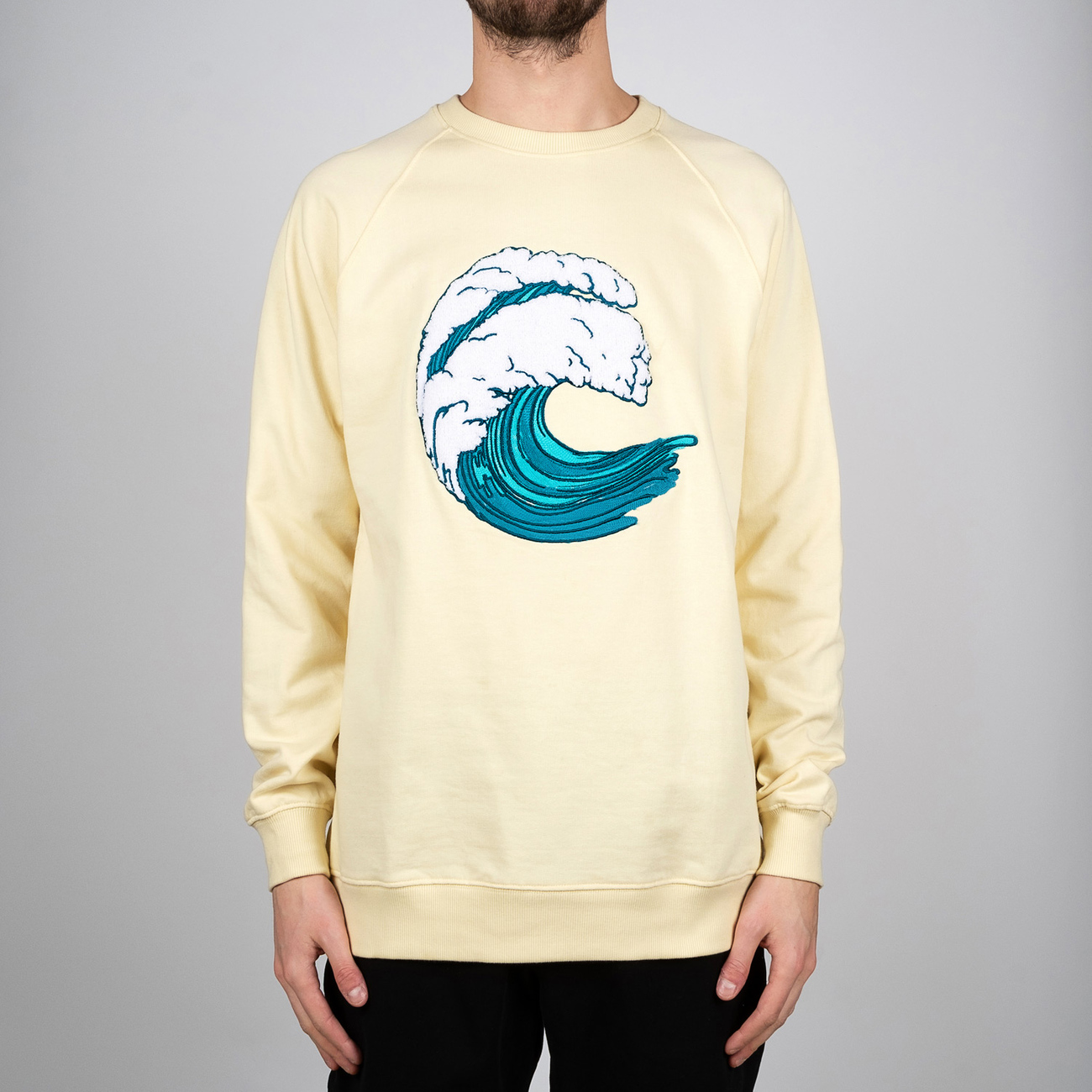 Sweatshirt Malmoe Wave