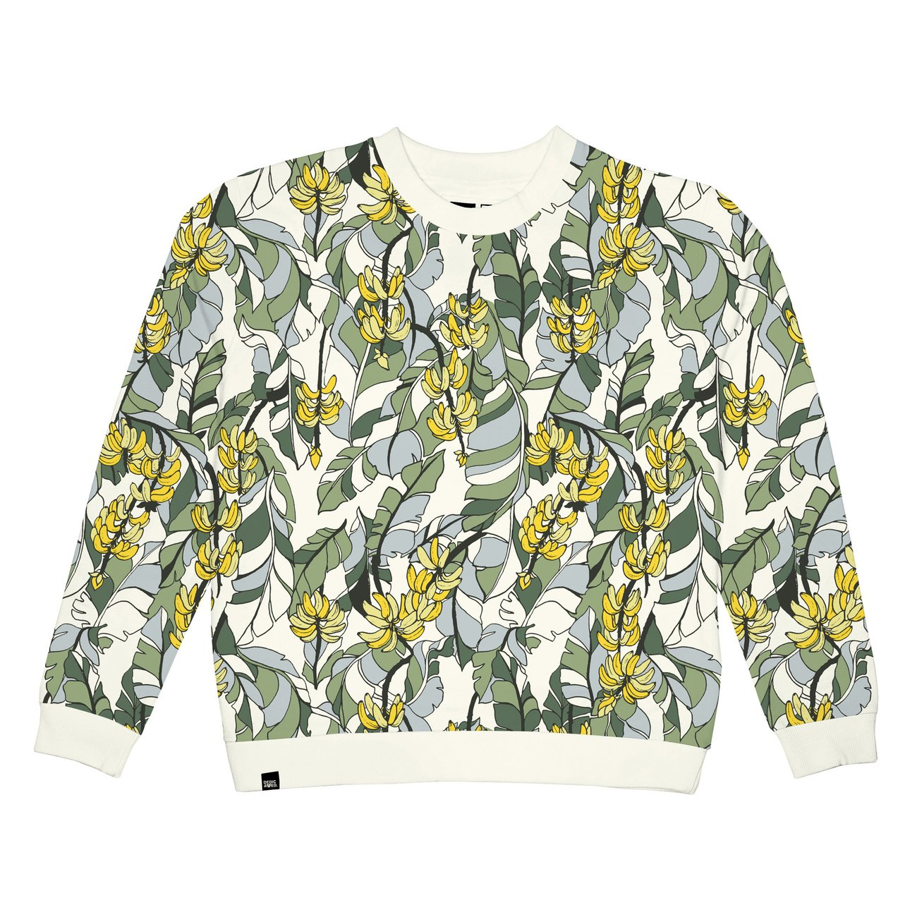 Sweatshirt Ystad Banana Leaves