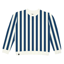 Sweatshirt Ystad Big Stripes