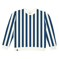 Sweatshirt Ystad Big Stripes