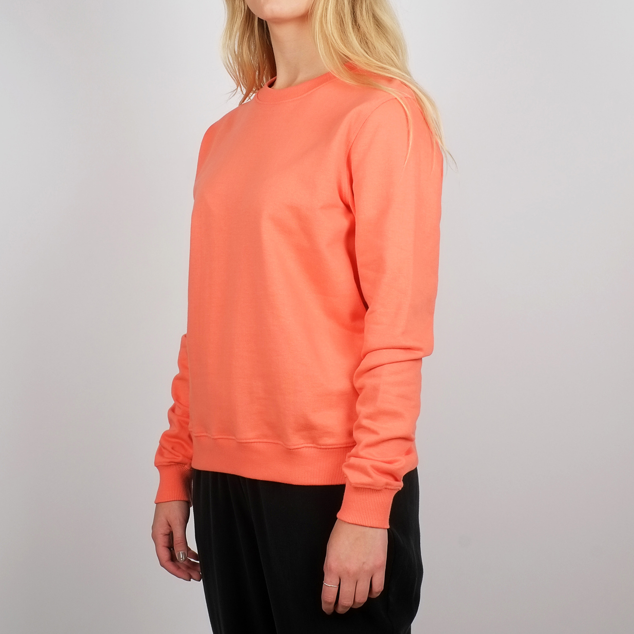 Sweatshirt Ystad Fusion Coral