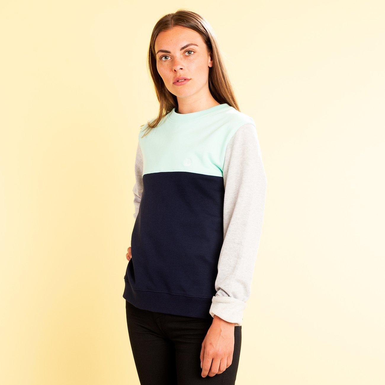 Sweatshirt Ystad Split