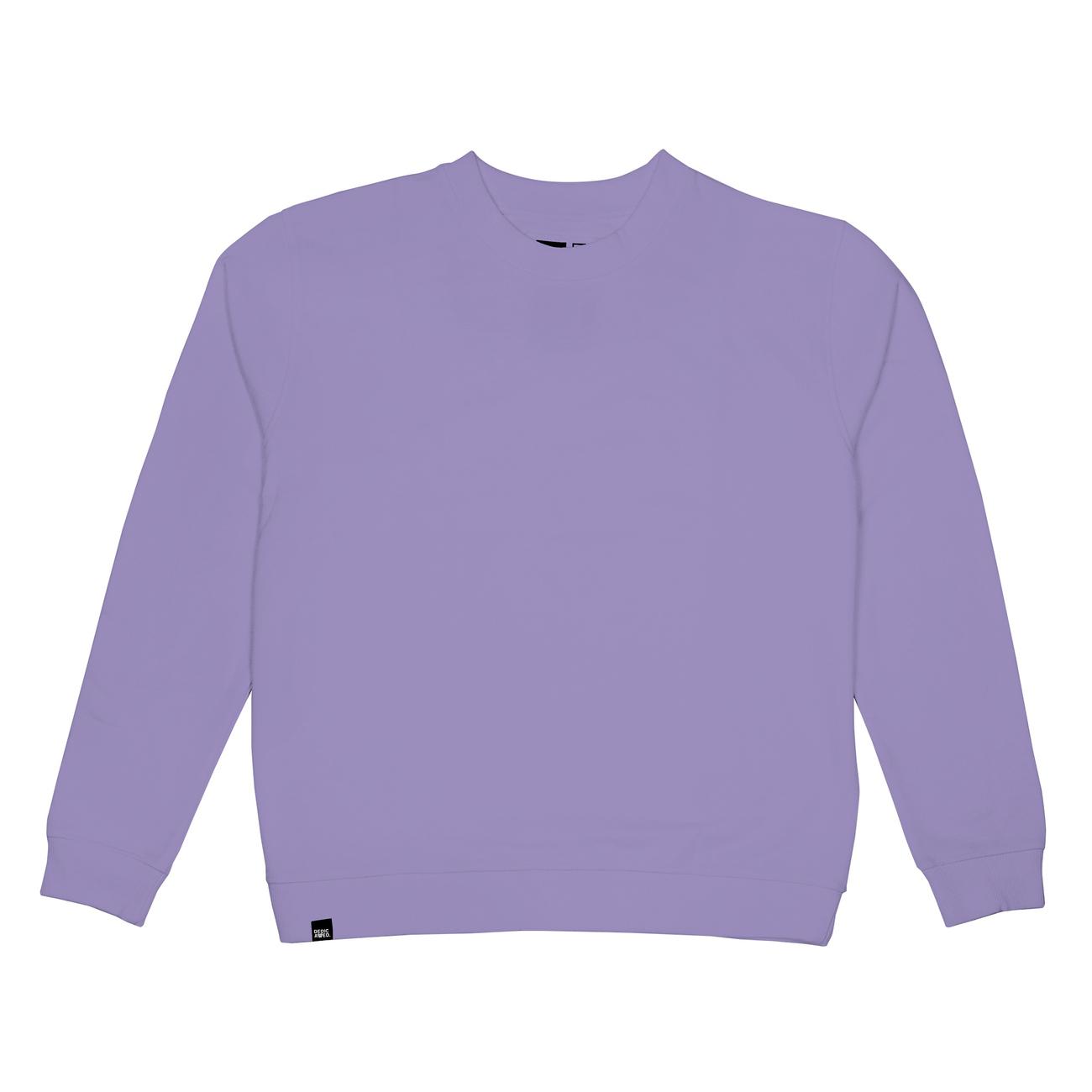 Sweatshirt Ystad Violet Tulip