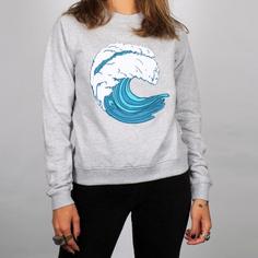 Tröja Ystad Wave